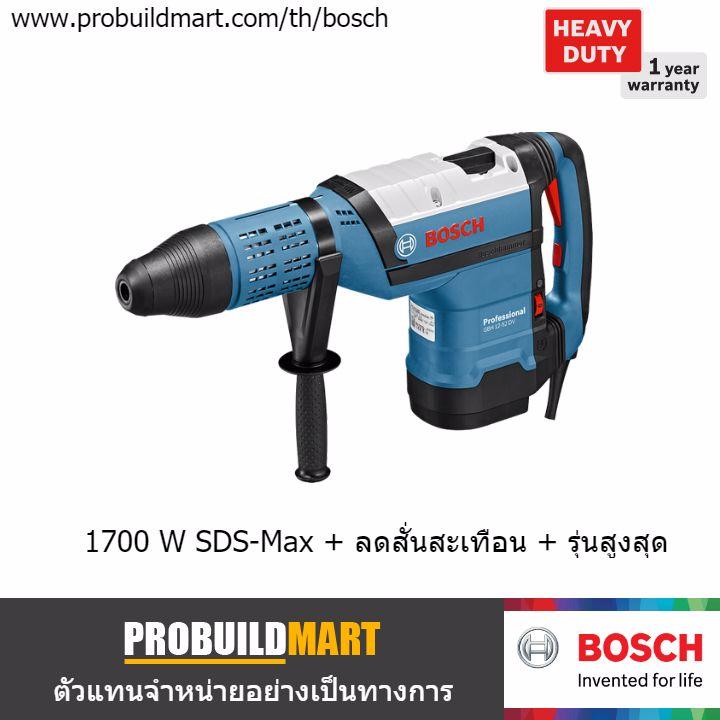 สว่านโรตารี่ Bosch GBH 12-52 DV